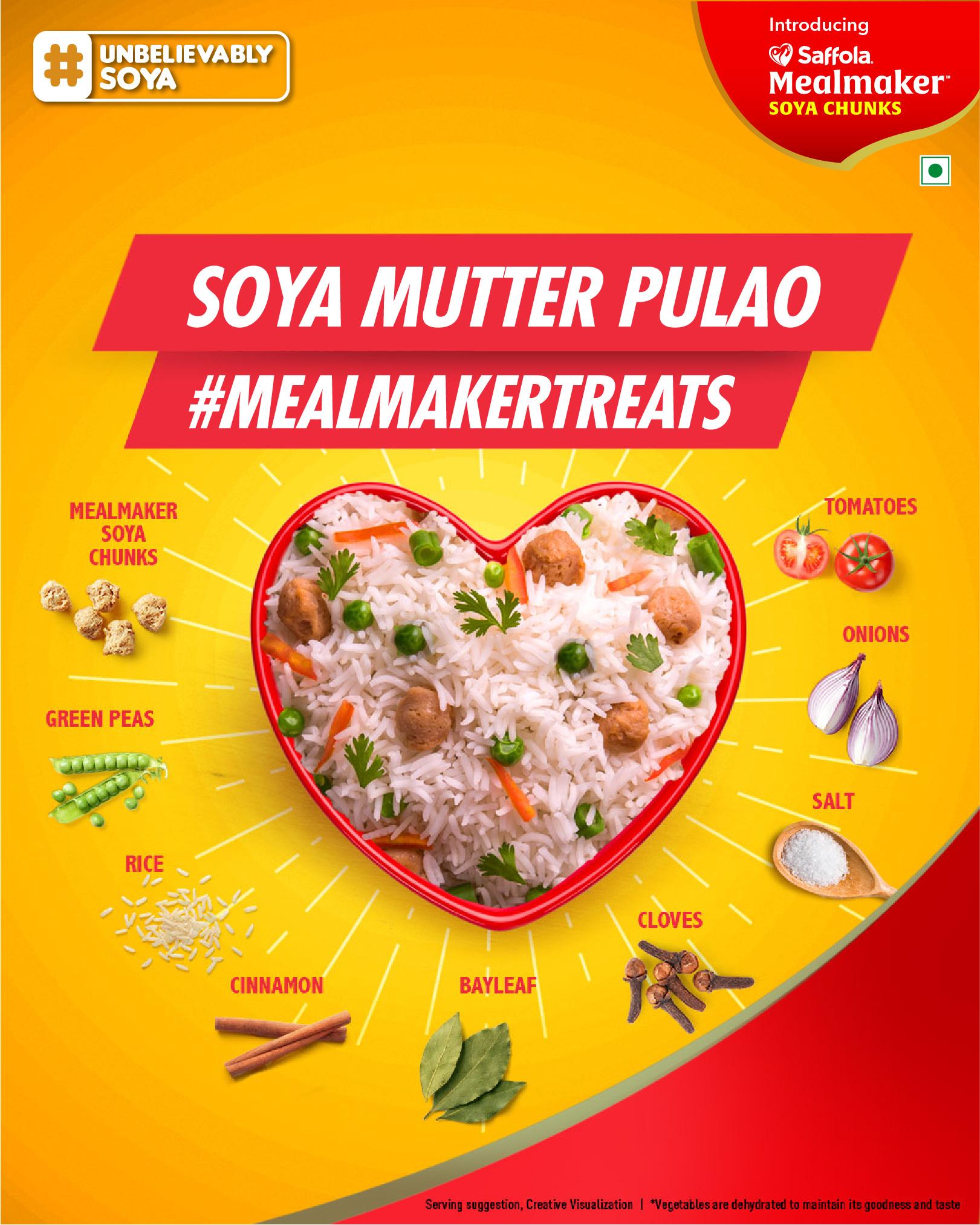 Saffola Mealmaker 2